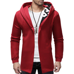 Men's Fashion Printed Design Casual Large Size Hoodies