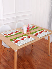 Christmas Balls Pattern Placemat