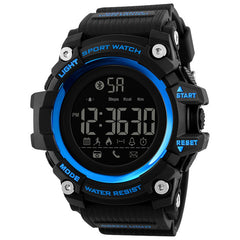 Skmei 1385 Upgrade Bluetooth Smart Multi-function Step Reminder Watch
