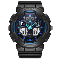 Sports Fashion Multi-function Electronic Watch