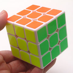 Third-order Cube Smooth Speed Screw Game Puzzle Toy