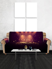 Valentines Day LOVE Stage Pattern Couch Cover