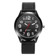 Men'S Fashion Leisure Business Wrist Watch Quartz Watch