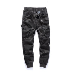 High-quality camouflage casual cotton sports pants