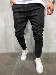 Pencil casual sports pants