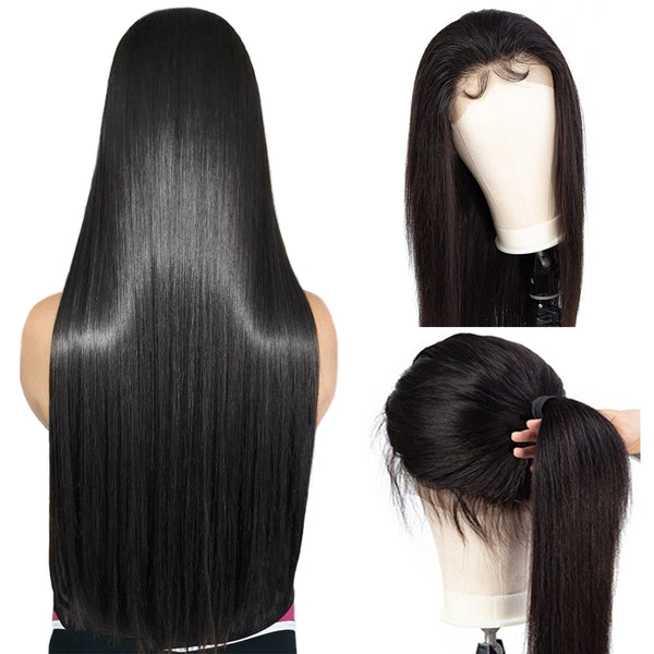 Pre-lace Wig 150% Density Lace Human Hair Wig