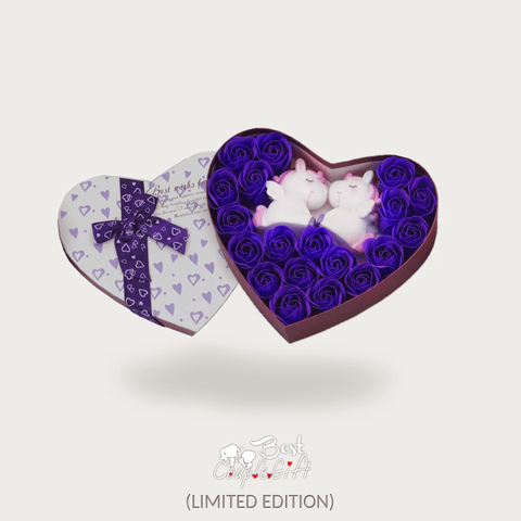 Unicorn Heart Box Bouquet (Limited Edition)