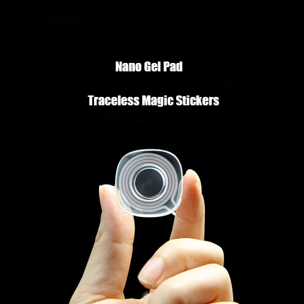 Nano Gel Pad Traceless Magic Stickers