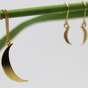 Moon Crescent pendant