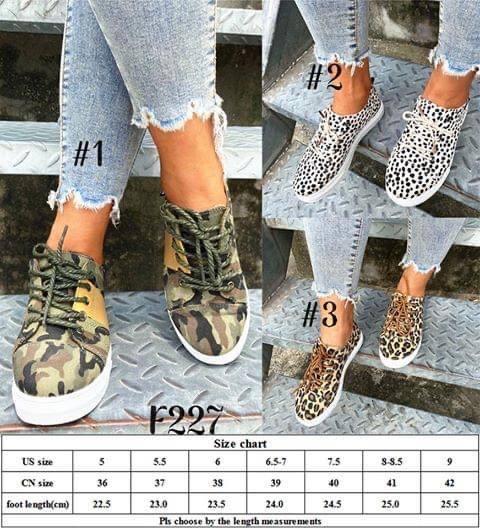 ADORABLE Lace Up Sneakers in 3 color options for $28