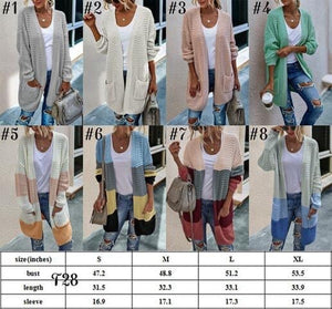 Amazing Weave Cardigan in 8 colors for $38
