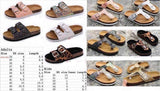 Adult and Kid Cork Sandals