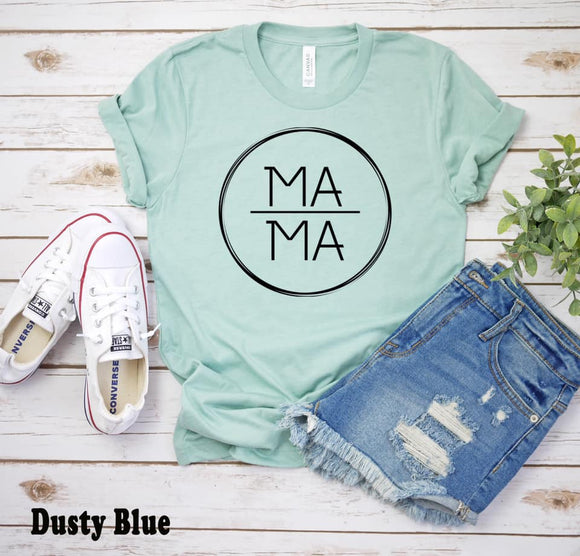 CUTE NEW GRAPHICS -MA-Super soft Bella Tees