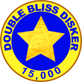 Double Bliss Diskers - package of 5 Diskers * $39 *                                                  ORDER HERE