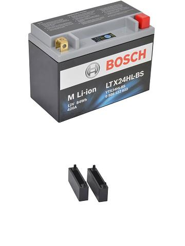 BOSCH Mc Lithium Batteri LTX24HL-BS
