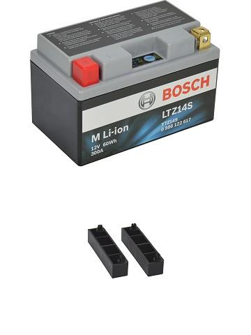 BOSCH Mc Lithium Batteri LTX16-BS