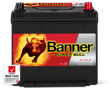 Banner Power Bull 12 Volt 60Ah