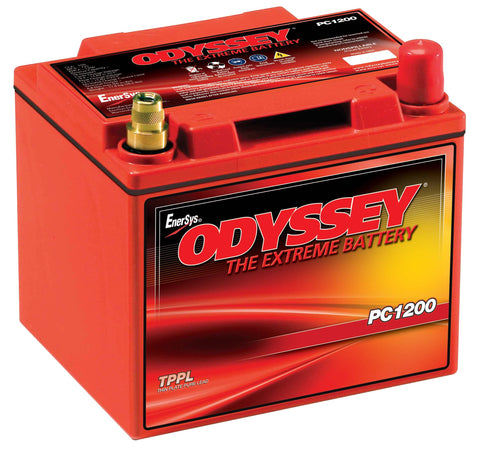 Odyssey PC1200T Extreme AGM 12 Volt 44Ah