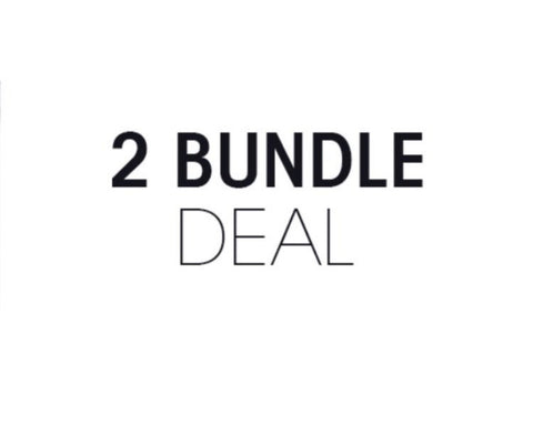 2 BRAZILIAN BUNDLE DEALS BLONDE