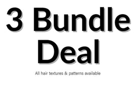 3 Bundle Deals Natural Color
