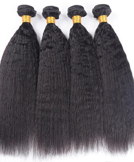 Brazilian Kinky Straight Single Bundle