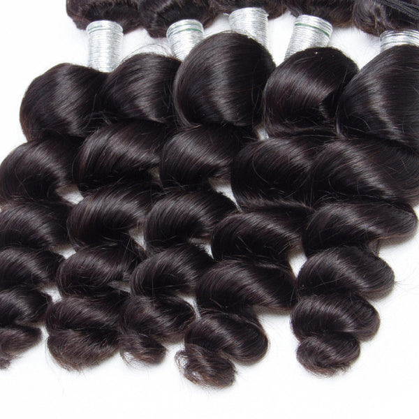 Peruvian Loose Wave Bundles