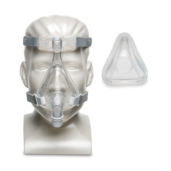 Amara Mask with Silicone Cushion