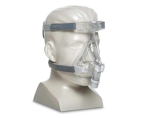 Amara Silicone Mask with Headgear