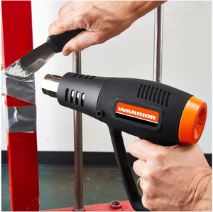 Heat Gun Warrior 1500 Watt | Dual Speed and Temperature