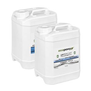 EcoPoxy UVPoxy Epoxy Resin 20 lt kit - Epoxy US