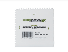 EcoPoxy Notched Spreader 3 Pack - Epoxy US