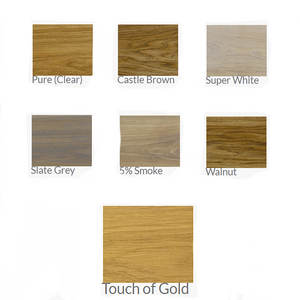 Rubio Monocoat Natural Oil Samples