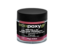 EcoPoxy Metallic Pigment | Single Color - Epoxy US