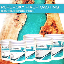 PurEpoxy River Casting Resin - Epoxy US