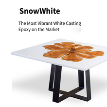 SnowWhite Casting Epoxy Resin by EcoPoxy