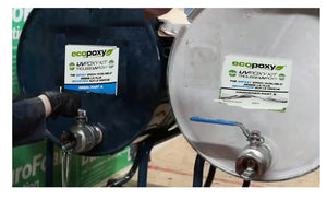 UV Poxy 400 L Drum Kit - Epoxy US