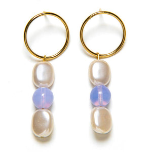 Load image into Gallery viewer, Marie Green Earrings