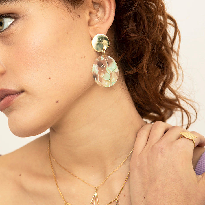 Cora Lima earrings