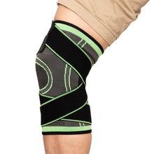 Load image into Gallery viewer, 3D Knee Compression Pad