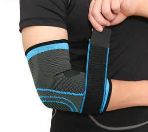 ElbowFit™ 3D Elbow Compression Pad
