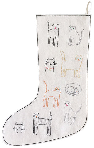 stocking- new cats