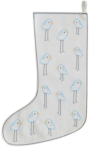 stocking- birds
