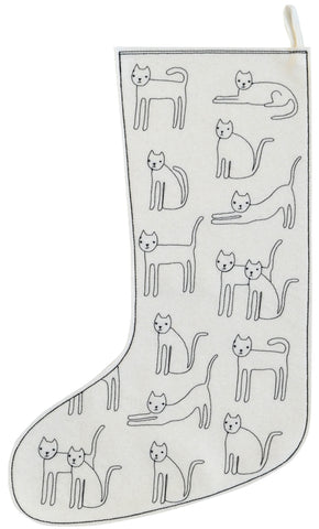 stocking- cats