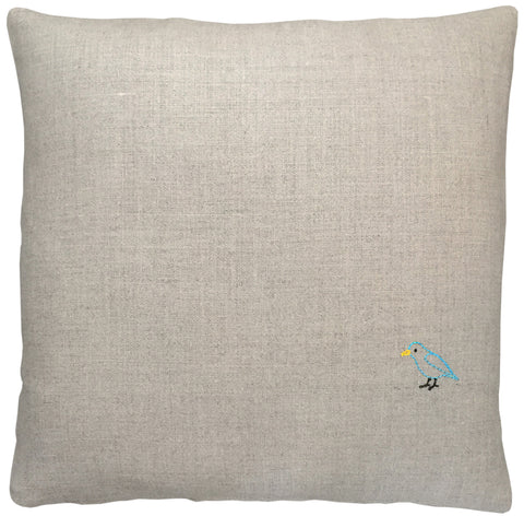 Tiny Objects Pillow