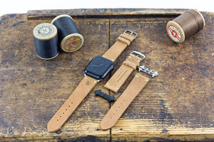 Applewatch Band Vintage natur
