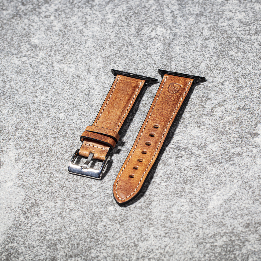 Applewatch Band Luxus natur