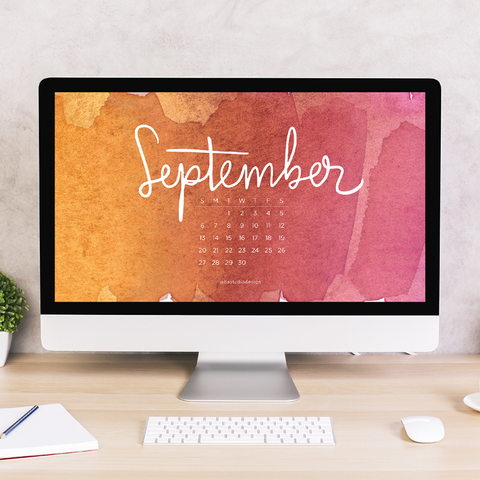 September Desktop
