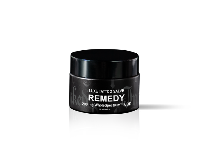 Remedy - CBD Tattoo Salve