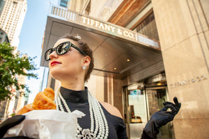 【RUNWAY】Breakfast Run To Tiffany's