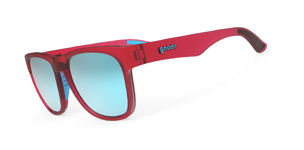 Envy My Octopus Muscles Red Goodr EMOM Sunglasses